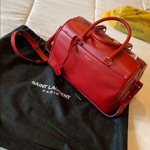 Handbags - red Ysl bag